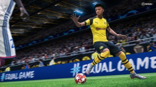 FIFA 20 Tops the UK Charts for Cyber Monday Week