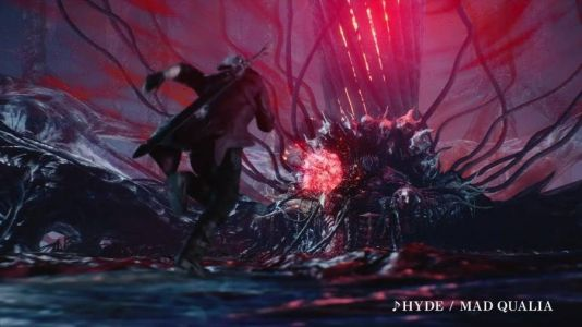 Devil May Cry 5 Gets HYDE Collaboration Trailer