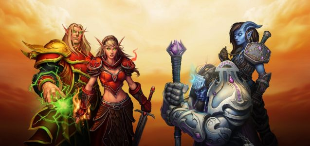 WoW Burning Crusade Classic's pre-patch is coming soon, here's how the transition will work