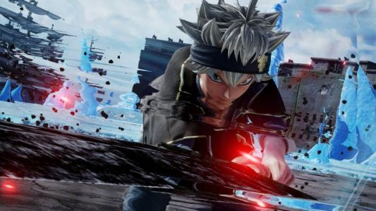 Jump Force Gets Asta Screenshots