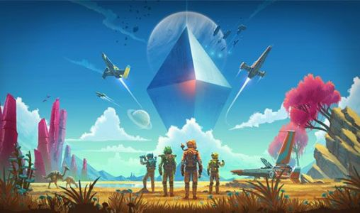No Man's Sky Next Update Features Full Multiplayer Capabilities