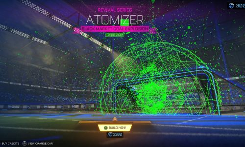 Rocket League reworks its universally-hated new microtransaction system