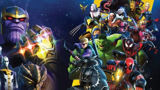 Marvel Ultimate Alliance 3: The Black Order Takes Aim With Hawkeye Gameplay