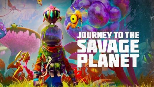 Journey to the Savage Planet is Out Now on Nintendo Switch