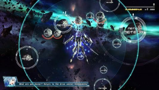 Arcade Shooter Astebreed Headed to Switch
