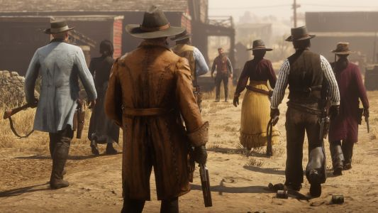 Red Dead Online - New Free Roam Event, Showdown Modes and More Out on February 26th