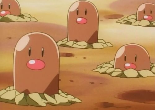 Pokémon Go's Second Earth Day Event Could Add A Shiny Diglett To The Game