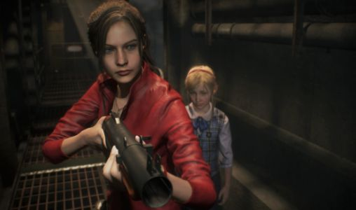 Capcom Shows off Claire's Resident Evil 2 Military Costume in Action