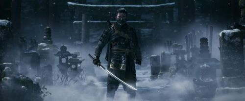 New Box Art for Ghost of Tsushima Removes 'Only On PlayStation' Text
