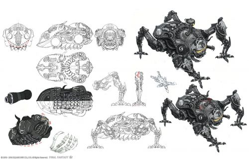 How Square Enix Reimagined FFVII Superboss Ruby Weapon for Final Fantasy XIV