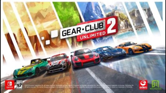 Gear.Club Unlimited 2 Coming to Switch
