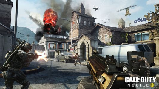 Call Of Duty: Mobile Up To 172 Million Downloads And Nearly $87 Million In Revenue