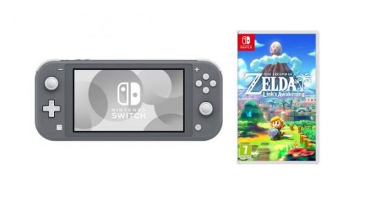 Get a Nintendo Switch Lite with Link's Awakening free