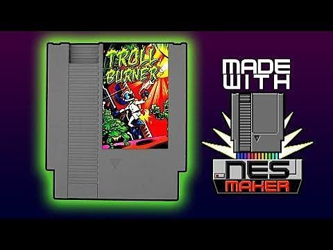 The New 8-Bit Heroes Introduces NESmaker, Software That Lets You Create NES Games
