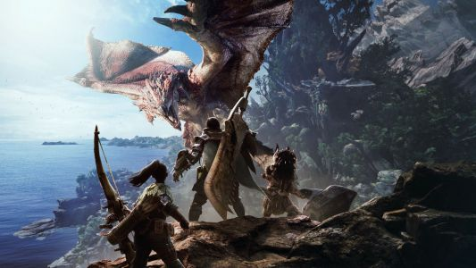 Monster Hunter World Ships 13 Million Units Worldwide