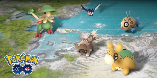 Latest Pokemon Go event celebrates the Hoenn region