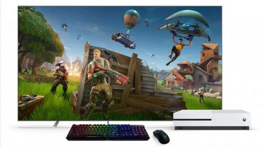 Xbox One Mouse and Keyboard Support Update Rolling Out Now