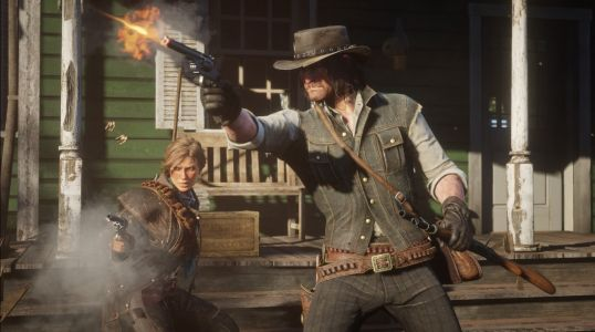 You can start downloading Red Dead Redemption 2 on Friday