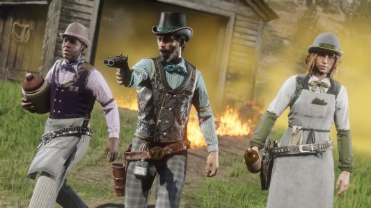 Red Dead Online has new bonuses that make a compelling case for moonshining
