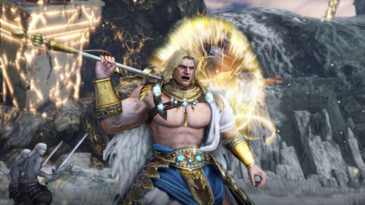 Zeus strikes down Warriors Orochi 4 this October