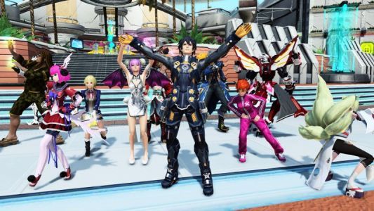 Phantasy Star Online 2 Is Coming To Steam