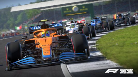 F1 2021 Interview - Braking Point, Two-Player Career, My Time, and More