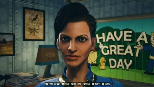 Fallout 76 features a very flexible Perks system and numerous character creation options