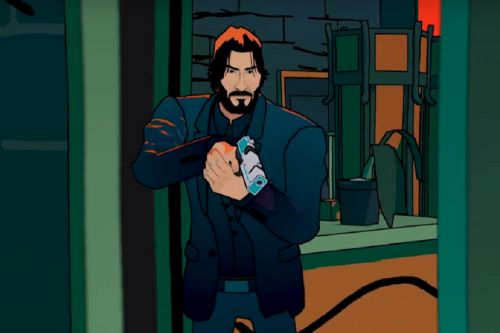 John Wick Hex will be let loose on Epic Games Store October 8