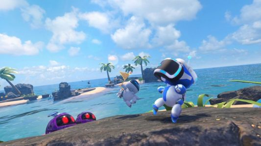 Astro Bot Originally Had Local Multiplayer