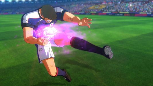 Captain Tsubasa: Rise of New Champions is an anime soccer game coming to PC, PS4 and Switch, and anime soccer rules
