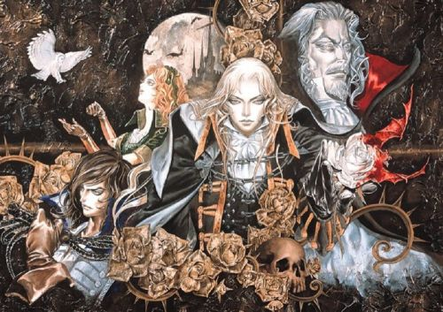 Castlevania: Symphony of the Night and Rondo of Blood receive ratings on PS4