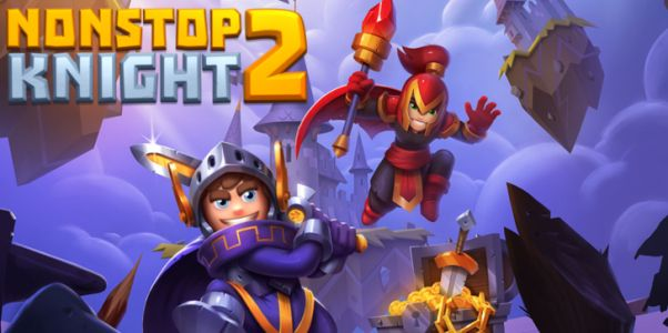 Idle RPG 'Nonstop Knight 2' will be launching on Google Play in 2019