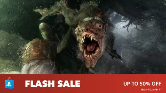 PlayStation Store Flash Sale Discounts Games Up to 50% Off