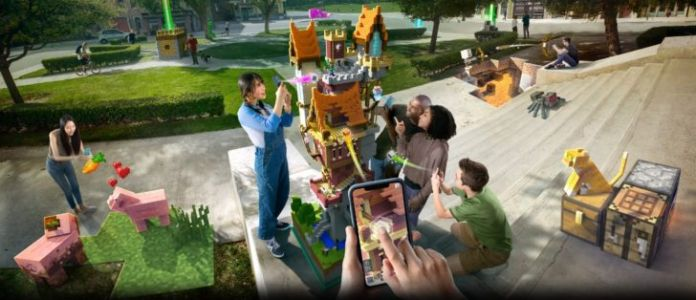 Minecraft Earth is bringing its AR world-building to Android this summer as closed beta