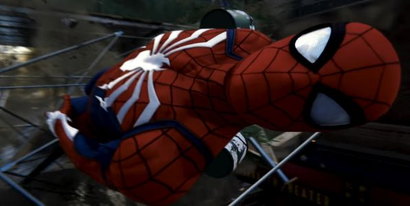 There's lots of J. Jonah Jameson in Spider-Man PS4's new combat trailer