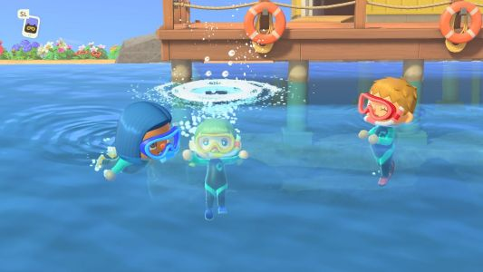 Animal Crossing: New Horizons Update is Live, Adds Swimming and Diving