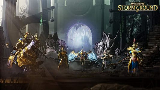 Warhammer Age of Sigmar: Storm Ground Trailers Highlight the Game's Factions