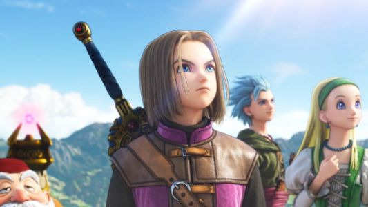 Square Enix Explains the Wait For Dragon Quest XI on Switch