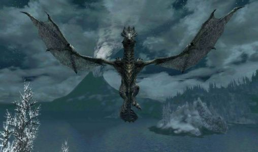A person submitted all of their college essays in Skyrim Dovah