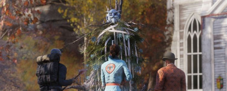 Fallout 76's first 'season' and the long-awaited public teams feature are now live