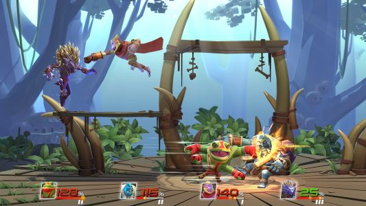 Yooka-Laylee Joins the Brawlout Roster, Out Today on PS4