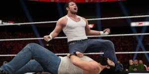 2K and WWE Announce Multi-Year Extension for WWE Video Game Properties