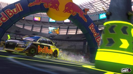 Dirt 5 gets cross-platform matchmaking, Red Bull content and more tomorrow
