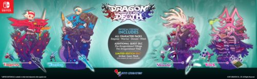 Dragon Marked for Death's Switch Retail Package Available Now