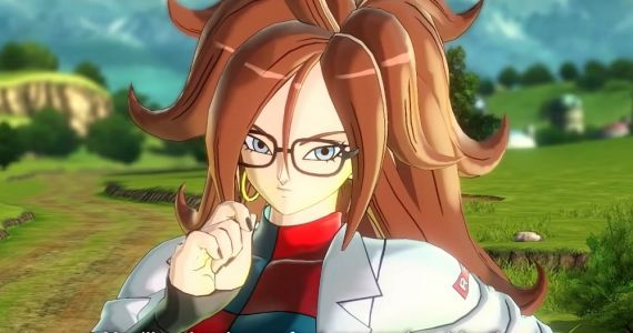 Android 21 has the munchies in new Dragon Ball Xenoverse 2 DLC