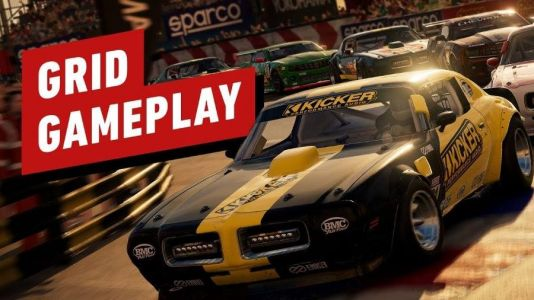 First Gameplay Released for Grid