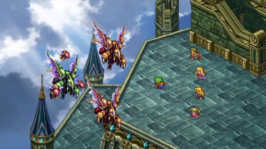 Romancing SaGa remaster and mobile games announced at TGS