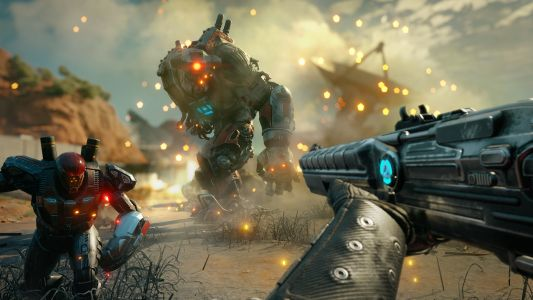 It seems Rage 2 will not be launching on Steam