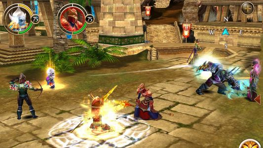 10 Best MMORPG Of All Time   Game Rant