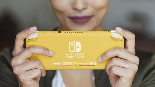 You can score a rare discount on a Nintendo Switch Lite today - with one caveat